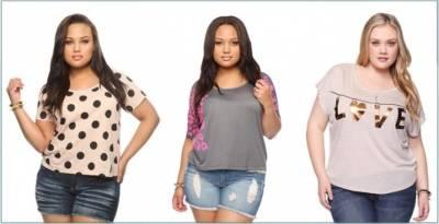 Молодежная Одежда Для Полных Девушек