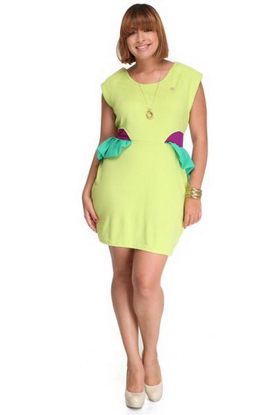 Стильная Одежда Для Полных Купить