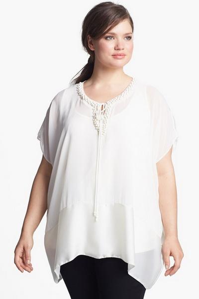 Платья Туники Для Полных Женщин Купить