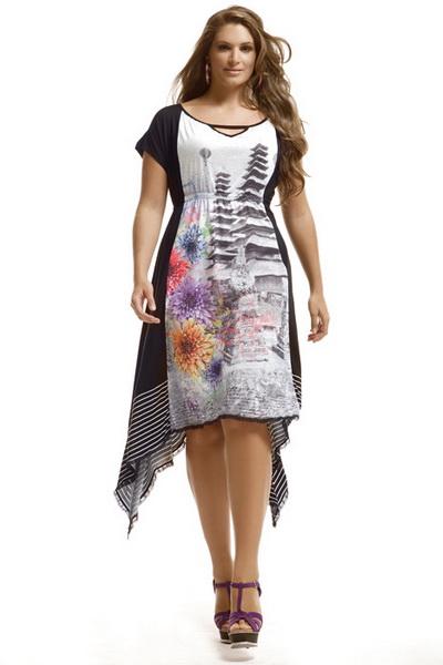 Эксклюзивная одежда для полных женщин интернет магазин