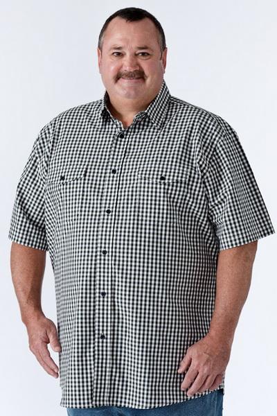Стиль Одежды Для Полных Мужчин Фото