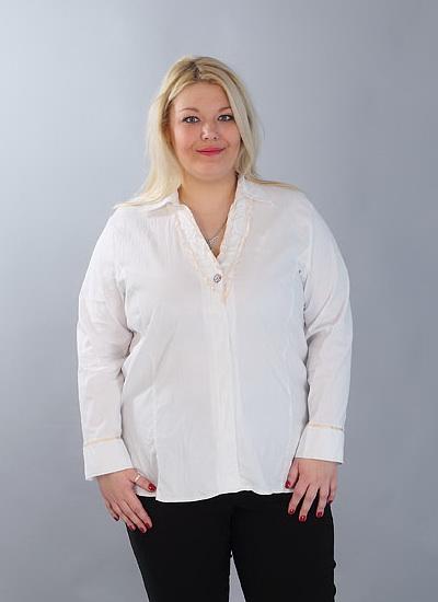 блузки с глубоким декольте фото