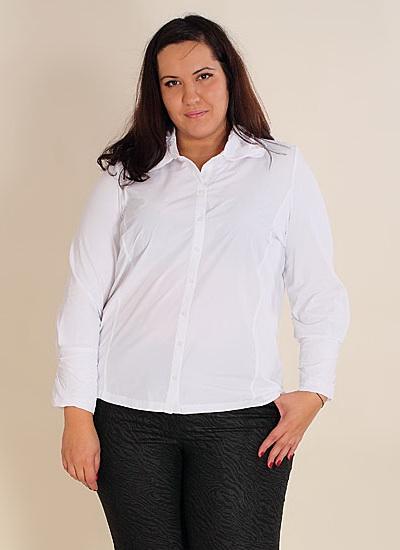 Белые Блузки Больших Размеров В Самаре