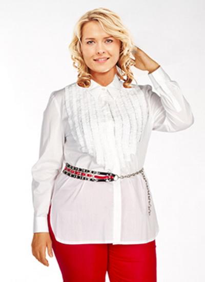 Блузка Для Полных Женщин Фото В Самаре