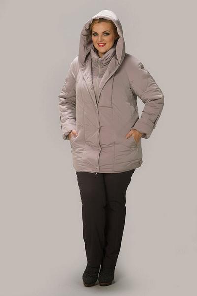 Зимние куртки для полных женщин