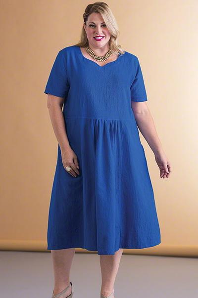 Платье для полных женщин с животом сшить 56