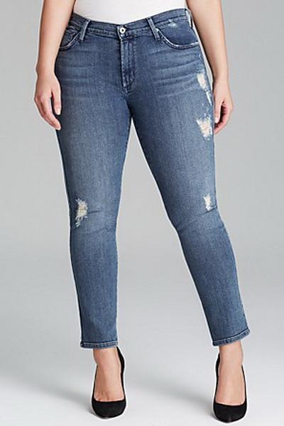 Магазин рваных джинс