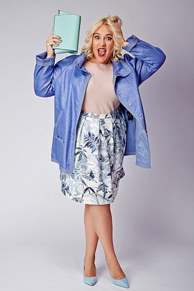 Гранд дама одежда больших размеров