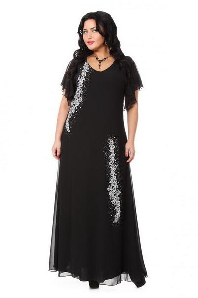 Магазин платьев большого размера